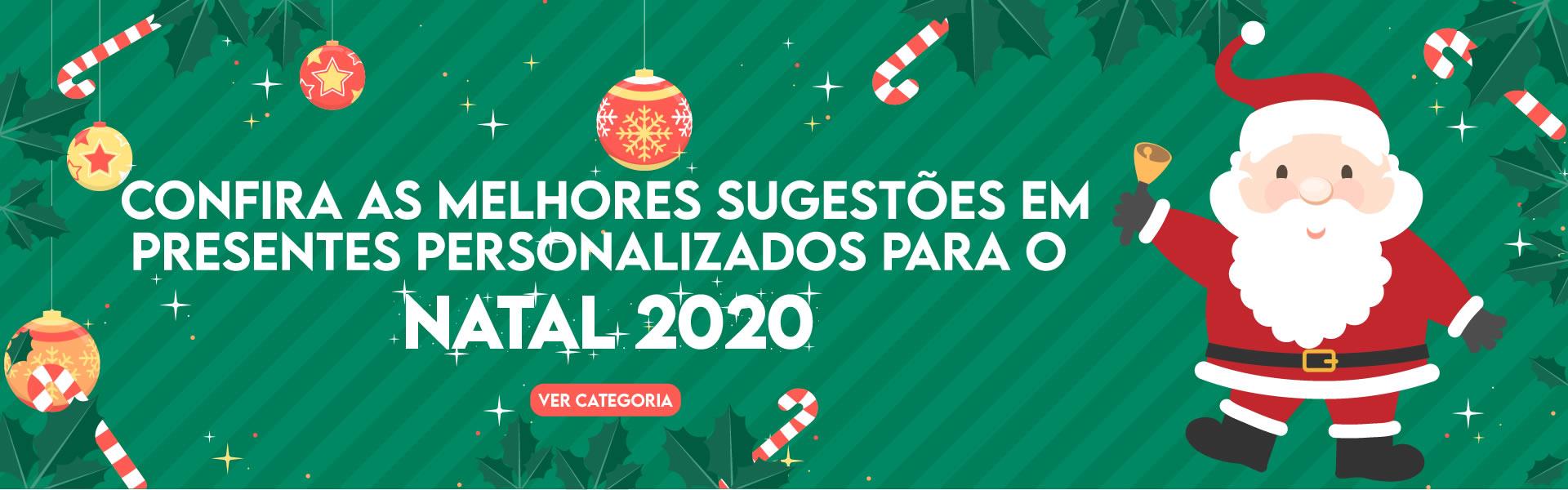 Brindes Personalizados Natal 2020