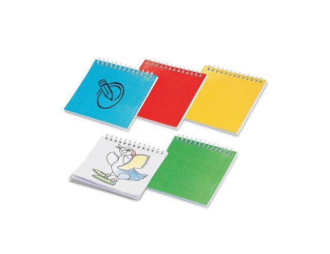 Caderno para colorir 93466