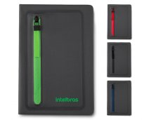Caderno Com Porta Objetos CA110NA Personalizado