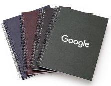Caderno de Couro Sintético C/Pauta 13603 Personalizado