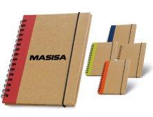 Caderno capa dura Sem Pauta 93428 Personalizado