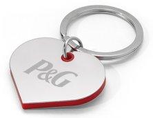 Chaveiro coração 93391 Personalizado
