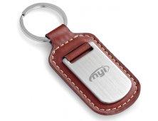 Chaveiro de Couro e Metal 93172 Personalizado