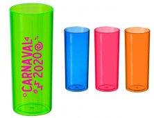 Copo Long Drink Neon 300ml 5093 Personalizado