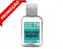 Álcool em Gel 30ml AG030 Personalizado