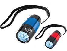 Lanterna Alumínio 6 LEDs 34000