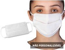 Máscara de Proteção em TNT MA101 LAVÁVEL