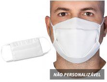 Máscara de Proteção em TNT MA102 LAVÁVEL