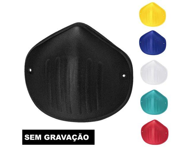 Máscara Reutilizável de Microfibra (SEM GRAVAÇÃO) 11772