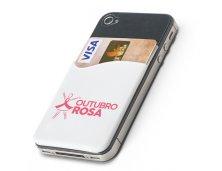 Porta Cartões para Celular 93264 Personalizado